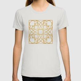 Golden Flower T-shirt