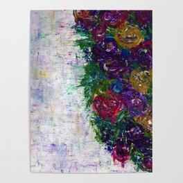 Botanical - Flowers Poster