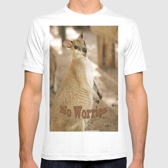 Smiling Kangaroo T-shirt