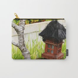 Bali - Hut Lamp Carry-All Pouch