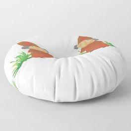 Wilhelmina the Gnome Floor Pillow