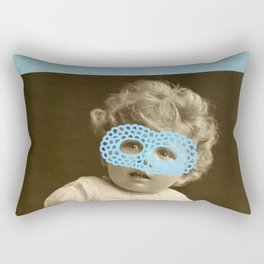 Uno, Nessuno E Centomila Mini Series 005 Rectangular Pillow