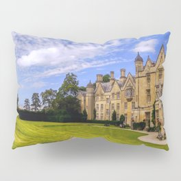 Landscaped Architecture.  Pillow Sham