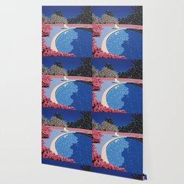 Hiroshi Nagai Vaporwave Shirt Poster Wallpaper Wallpaper