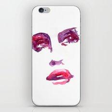 Lady R iPhone Skin