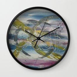 SaintLaurent Wall Clock