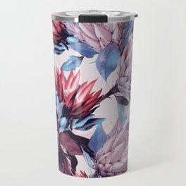 King proteas bloom Travel Mug