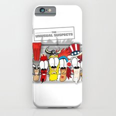 The Unusual Suspects Slim Case iPhone 6s