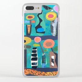 Vase Collection Clear iPhone Case