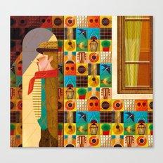 Lisbon's Fado Canvas Print