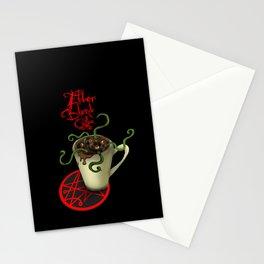Elder Blend Coffee Stationery Cards