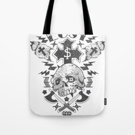 Lustful Tote Bag