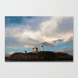 Clouded Vision Canvas Print