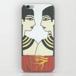 love to wuman iPhone Skin