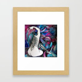 Extasis Framed Art Print