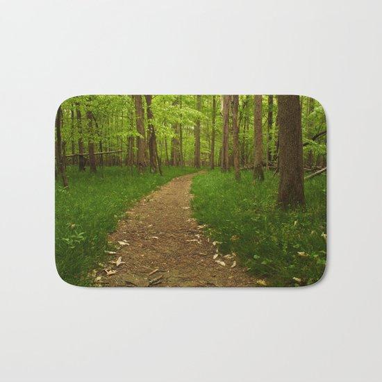 Walk in the Woods II Bath Mat