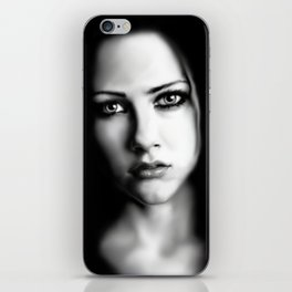 Avril iPhone Skin