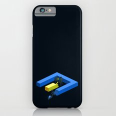 Tron Wall iPhone 6s Slim Case