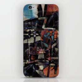 disquiet twenty five (I'm absent from the place I ought to be) iPhone Skin