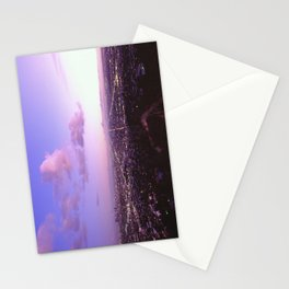 Los Angeles Skyline Stationery Cards