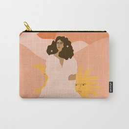 Don't look back in sadness Carry-All Pouch