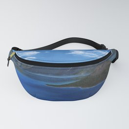 Spring at Crater Lake Fanny Pack