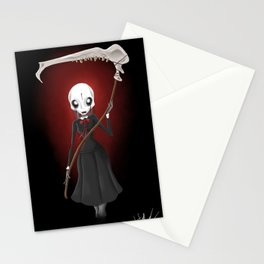 Once in a dream...I met a girl Stationery Cards