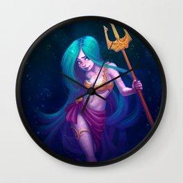 Poseidon Wall Clock