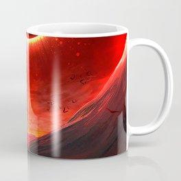 Berserk Demon Mark Moon Coffee Mug