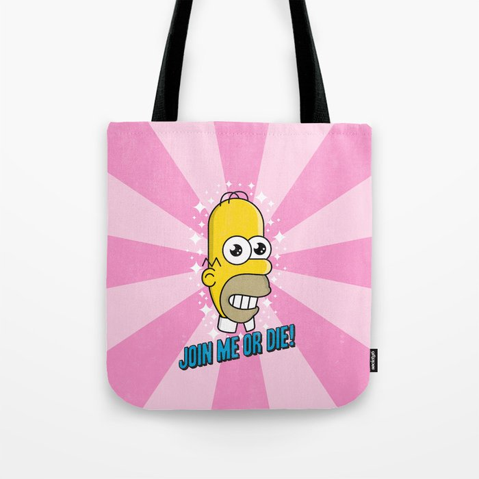 Brave Corporate Logo Tote Bag