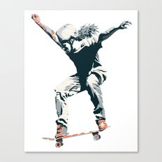 Skater 2 Canvas Print