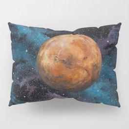 Mars and Stars Pillow Sham