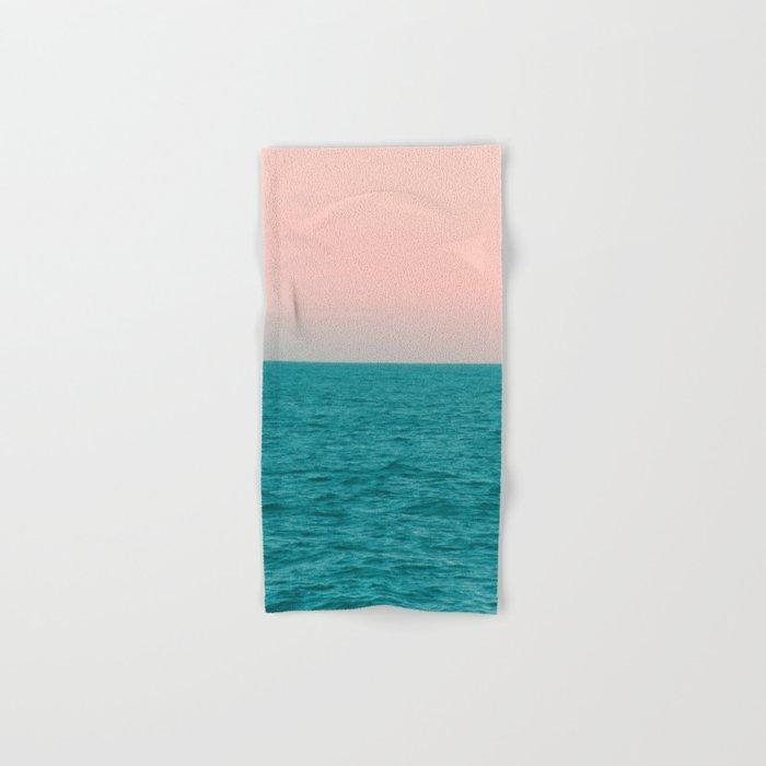 #Turquoise #Sea Hand & Bath Towel
