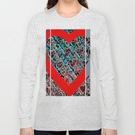 heart a plenty times 3 Long Sleeve T-shirt