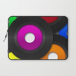 45 RPM Records Laptop Sleeve