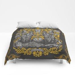 IBERIAN HECATE gray Comforters