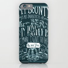 Love Quote iPhone 6s Slim Case