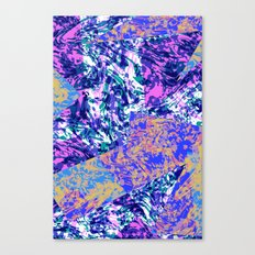 Mixed Marble Canvas Print