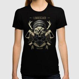 Fortitude (Lumberjack) T-shirt