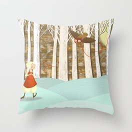 The end of my heart - 04 Throw Pillow