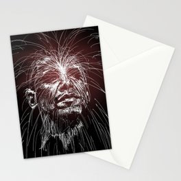 Obama Fireworks Stationery Cards