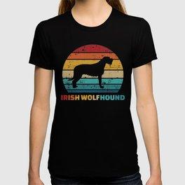 Irish Wolfhound vintage T-shirt