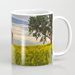 Dazzling Canola in Bloom Coffee Mug