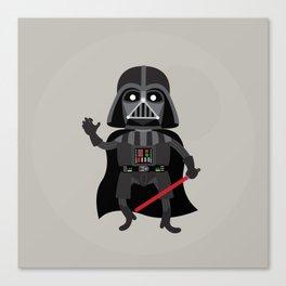 Dath Vader Canvas Print