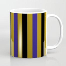 Baltimore Football Team Colors Coffee Mug