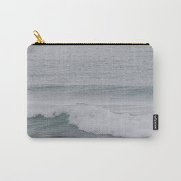 Passing Wave Stopped In Time Carry-All Pouch