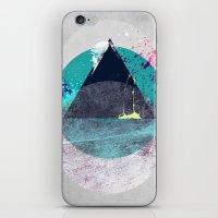 minimalism iPhone & iPod Skins featuring Minimalism 10 by Mareike Böhmer