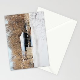 Winter on the Farm Stationery Cards