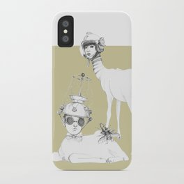Weird & Wonderful: Space Deer iPhone Case