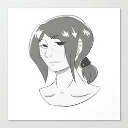 Ymir Canvas Print